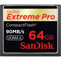 SanDisk 64GB Extreme Pro CF Memory Card
