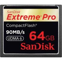 SanDisk 64GB Extreme Pro CF Memory Card