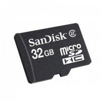 SanDisk 32GB microSD Memory Card