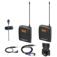 Sennheiser Evolution G3 Wireless Lav Kit - A
