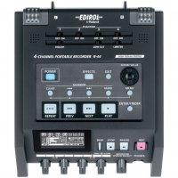 Roland R44 Audio Field Recorder Kit