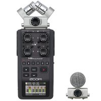 Zoom H6 Field Recorder Kit