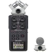 Zoom H6 Field Recorder Kit