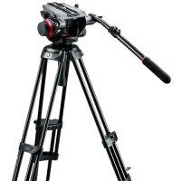 Manfrotto 504HD Tripod Kit