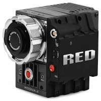 RED SCARLET-X Body Kit