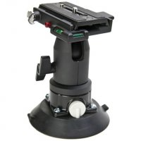 Suction Cup Mount with Giottos Ball Head