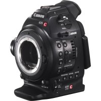 Canon EOS C100 EF Body Kit