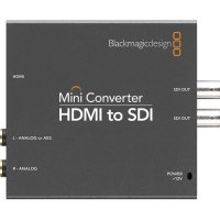 Blackmagic Mini Converter HDMI to SDI