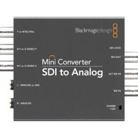 Blackmagic Mini Converter SDI to Analog