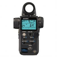 Sekonic L758 Combo Light Meter