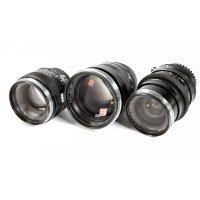 Zeiss Distagon/Planar Kit (Nikon F Mount)