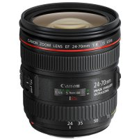 Canon EF 24-70mm f/4L IS Zoom Lens