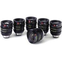 Leica Summicron-C T2.0 Lens Kit (6 Lenses)