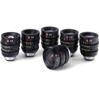 Leica Summicron-C T2.0 Lens Kit (6 Lenses)