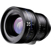 Schneider Xenon FF 35mm T2.1 Cinema Prime Lens - PL