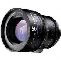 Schneider Xenon FF 50mm T2.1 Cinema Prime Lens - PL