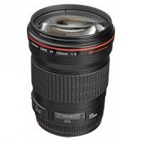 Canon EF 135mm f/2L Prime Lens