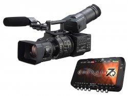 Sony NEX-FS700 4K RAW Kit