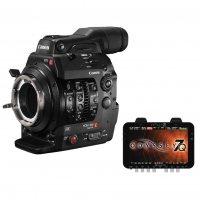 Canon EOS C300 MKII EF 4K RAW Kit