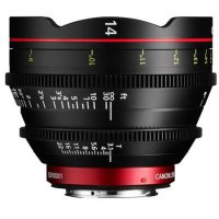 Canon CN-E 14mm T3.1 L Cinema Prime Lens