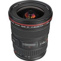 Canon EF 17-40mm f/4L Zoom Lens