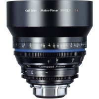 Zeiss Compact Prime CP.2 50mm T2.1 Makro Cine Lens