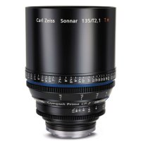 Zeiss Compact Prime CP.2 135mm T2.1 Cinema Lens