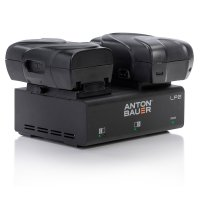 Anton Bauer Digital 90 Two Battery Kit - V-Mount
