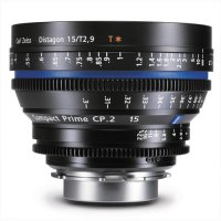 Zeiss Compact Prime CP.2 15mm T2.9 Cinema Lens