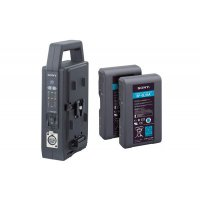 Sony BP-GL65A Two Battery Kit - V Mount