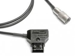 P-tap to 4pin Hirose cable