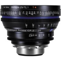Zeiss Compact Prime CP.2 25mm T2.9 Cinema Lens