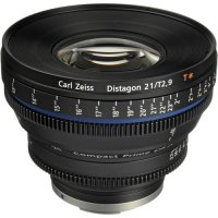 Zeiss Compact Prime CP.2 21mm T2.9 Cinema Lens