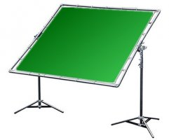 Matthews 20x20 Chroma Green Frame Kit