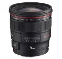 Canon EF 24mm f/1.4L II Prime Lens