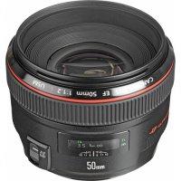 Canon EF 50mm f/1.2 L Prime Lens