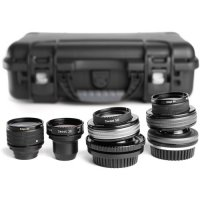 Lensbaby Movie Maker's II Kit