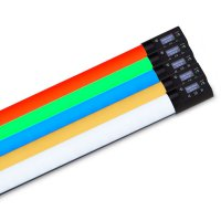 Quasar Science 2ft RGB Q-LED-X Crossfade LED Lamp