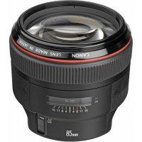 Canon EF 85mm f/1.2L II Prime Lens