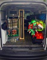 Lighting and Grip Van