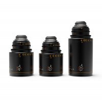 Atlas Lens Co. Orion 2X Anamorphic Prime Lenses Kit