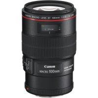 Canon EF 100mm f/2.8L Macro IS Prime Lens