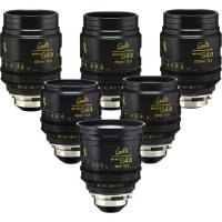 Cooke mini S4/i Lens Kit (6 Lenses)