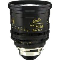 Cooke 18mm T2.8 miniS4/i Prime Lens