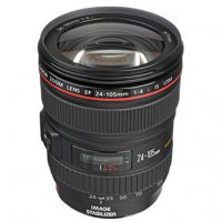 Canon EF 24-105mm f/4L IS Zoom Lens