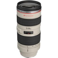 Canon EF 70-200mm f/2.8 L Zoom Lens