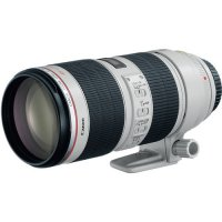 Canon EF 70-200mm f/2.8L IS II Zoom Lens