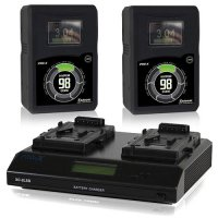 Core SWX 98wH V Mount Two Battery Kit