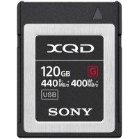 Sony XQD 120GB G Series Memory Card