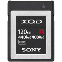 Sony XQD 120GB G Series Memory Card